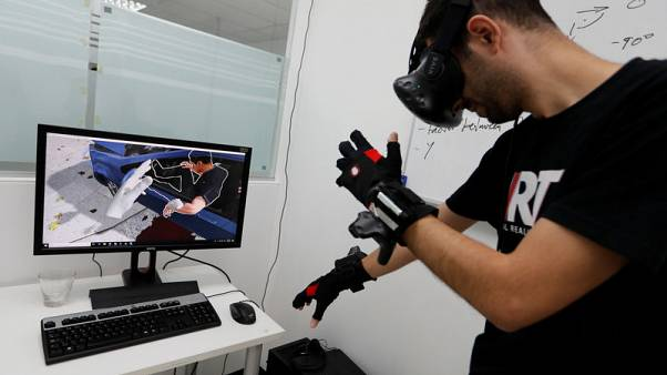 War's terrifying reality made virtual by Red Cross
