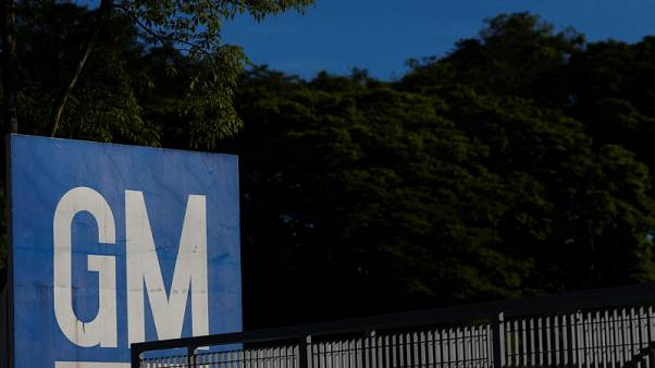 GM halts operations at 11 Michigan plants after utility's appeal