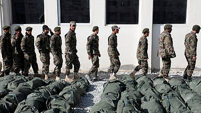 Watchdog shows Afghan defence forces declining as peace talks edge forward