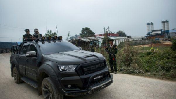 Birmanie: des miliciens pour soutenir l'armée contre les rebelles