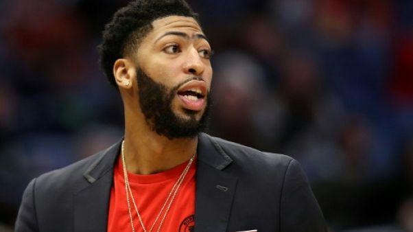 NBA: le feuilleton Davis s'envenime à La Nouvelle-Orléans