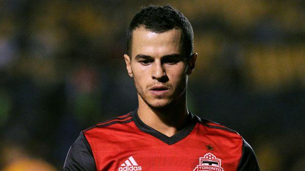 Soccer - Giovinco slates Toronto after agreeing Al-Hilal switch