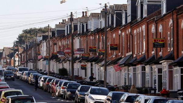 UK house prices stagnate ahead of Brexit - Nationwide