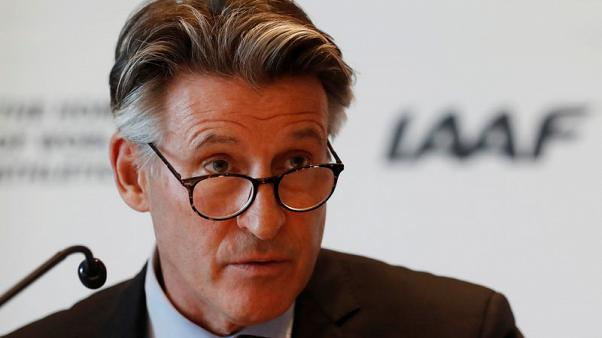 Athletics - Coe to stand for second term as IAAF chief
