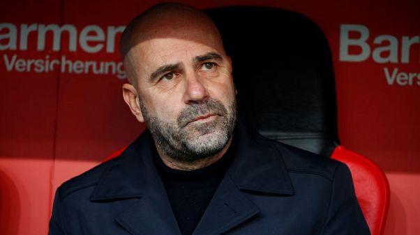 Bosz banks on Leverkusen firepower to hurt Bayern
