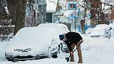 عاصفة قطبية تضرب الغرب الأوسط وشمال شرق أمريكا