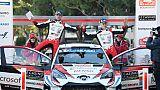"""Rallye: """"Ott Tänak va être redoutable cette année"""", estime Auriol"""