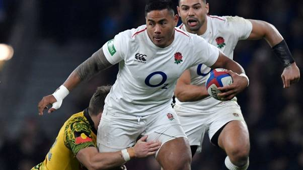 Tuilagi, Nowell and Daly start for England
