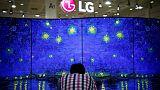 LG Electronics' fourth-quarter profit plunges as rivals crowd TV business