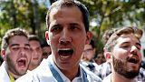 البرلمان الأوروبي يعترف بجوايدو رئيسا مؤقتا لفنزويلا