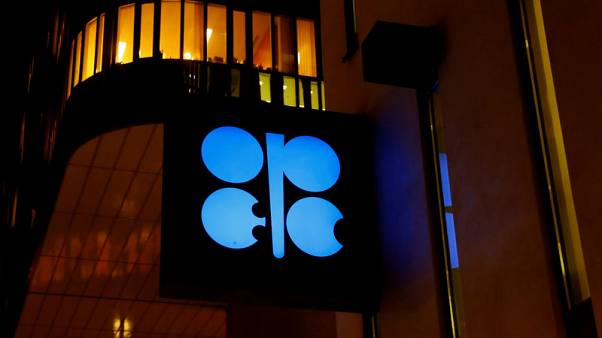 OPEC oil output drops in January on Saudi cut, outages and sanctions