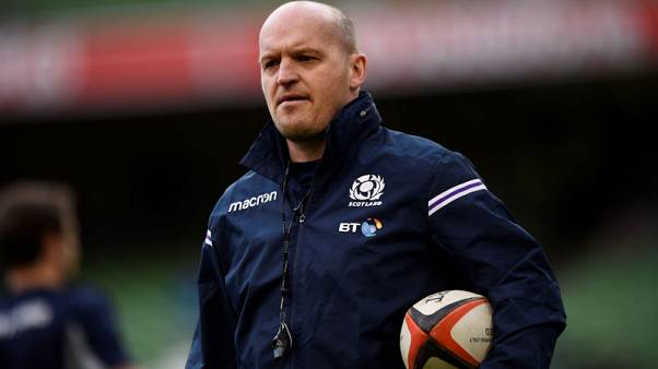 Scotland team to play Italy in Six Nations