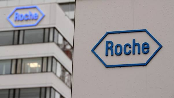 Roche sees 2019 sales, profit rise despite competition from copies