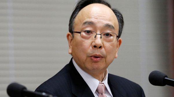 Kuroda's deputy says BOJ has various tools to ease policy