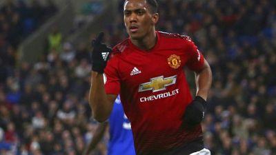 Angleterre: Anthony Martial prolonge à Manchester United jusqu'en 2024