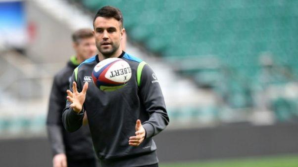 Tournoi: l'Irlande renoue avec sa charnière Murray-Sexton contre l'Angleterre