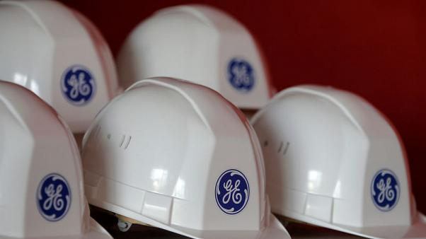 General Electric sales top Wall Street estimates, shares rally