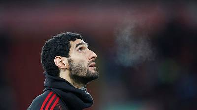 Man United agree fee with Shandong for Fellaini - reports