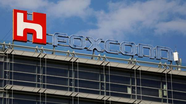 Foxconn to delay display panel production in China's Guangzhou - Nikkei