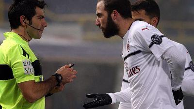 Serie A: Maresca arbitra Roma-Milan