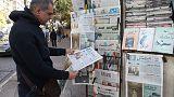 Newspaper owned by Lebanon's Hariri prints last edition