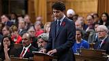 Amid cries of 'traitor,' Canada's Trudeau set for ugly election