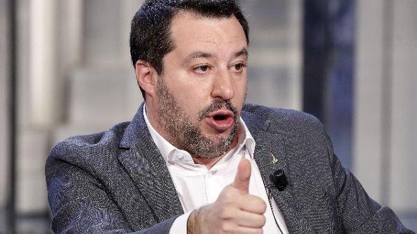 Salvini a Cav: non ci sarà crisi governo