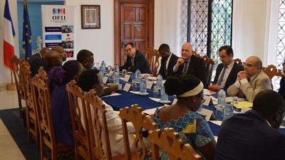 L'Office français de l'immigration et de l'intégration soutient les projets de création d'entreprise de Camerounais de retour au pays