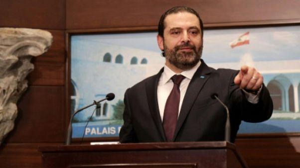 Nouveau gouvernement au Liban après plus de huit mois de tractations