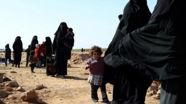 Syrie: un jihadiste allemand arrêté par les forces anti-EI (épouses)