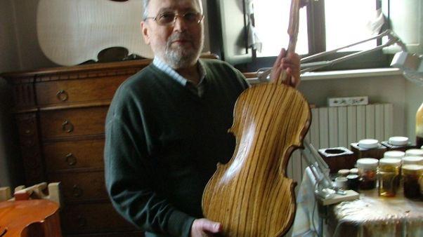Morto Bissolotti, liutaio noto nel mondo