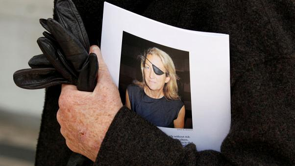 U.S. court finds Syria liable for journalist Colvin's killing