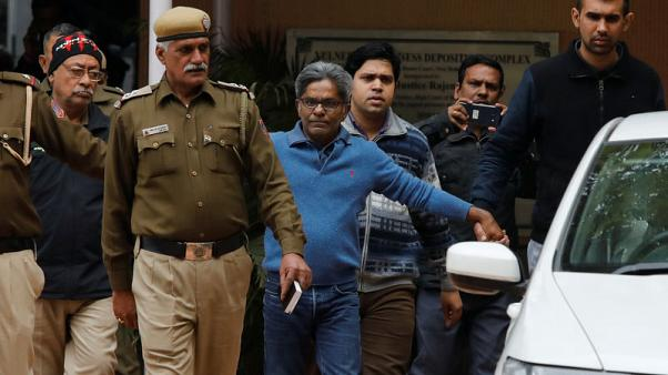 Indian court holds two more people sent from UAE in helicopter bribery case
