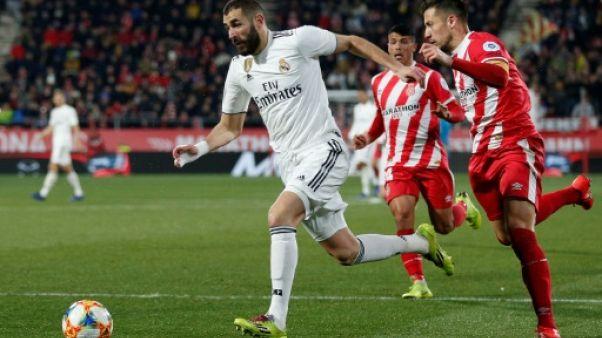 Coupe du Roi d'Espagne: Benzema qualifie le Real, clasico en demies ?