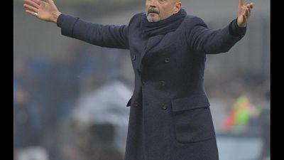 Spalletti, Inter dentro fino alla fine