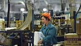 Factory activity shrinks across Asia as cooling China threatens global growth