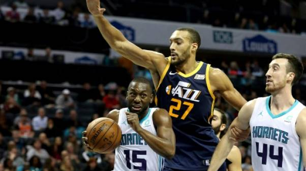NBA: Rudy Gobert encore snobé pour le All Star Game