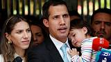 Venezuela's Guaido courts Russia; powers divided on Maduro