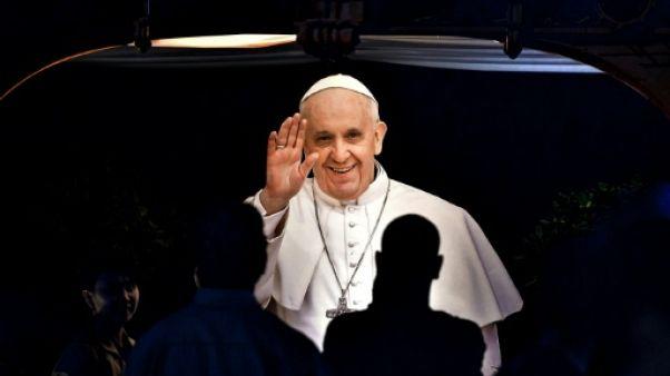 Visite historique du pape aux Emirats pour renforcer les liens avec l'islam