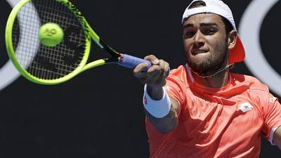 Davis, Berrettini ok, Italia-India 2-0