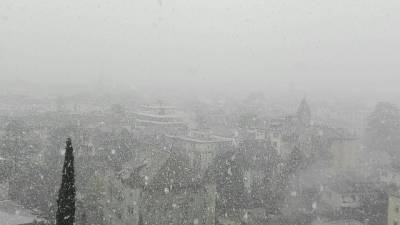 Maltempo,attesi 80 cm neve in Alto Adige