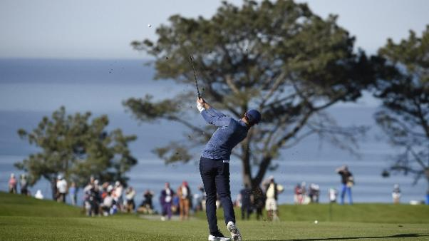 Golf: Arnold Palmer con Rose e McIlroy