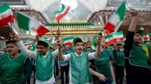 L'Iran marque le début du 40e anniversaire de sa Révolution