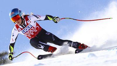 Sci, gigante Maribor, in testa Shiffrin