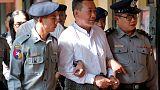 In Myanmar, final arguments made in Muslim lawyer's murder case