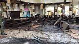 Philippine minister 'certain' church bombers were Indonesian couple