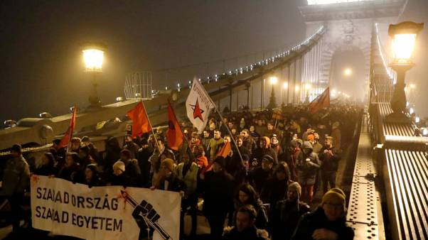 Hungary opposition unites in challenge to government's overhaul of courts