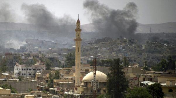 L'Australie admet avoir pu tuer des civils dans un raid sur Mossoul