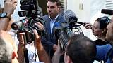 Blow to Bolsonaro as Brazil top court judge reopens probe into his son