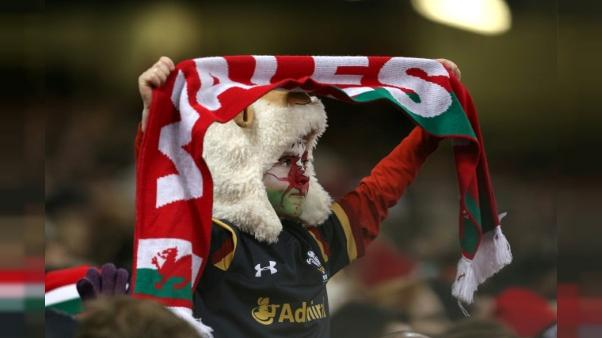 Six nations: des supporters gallois bloqués par la neige avant le match en France